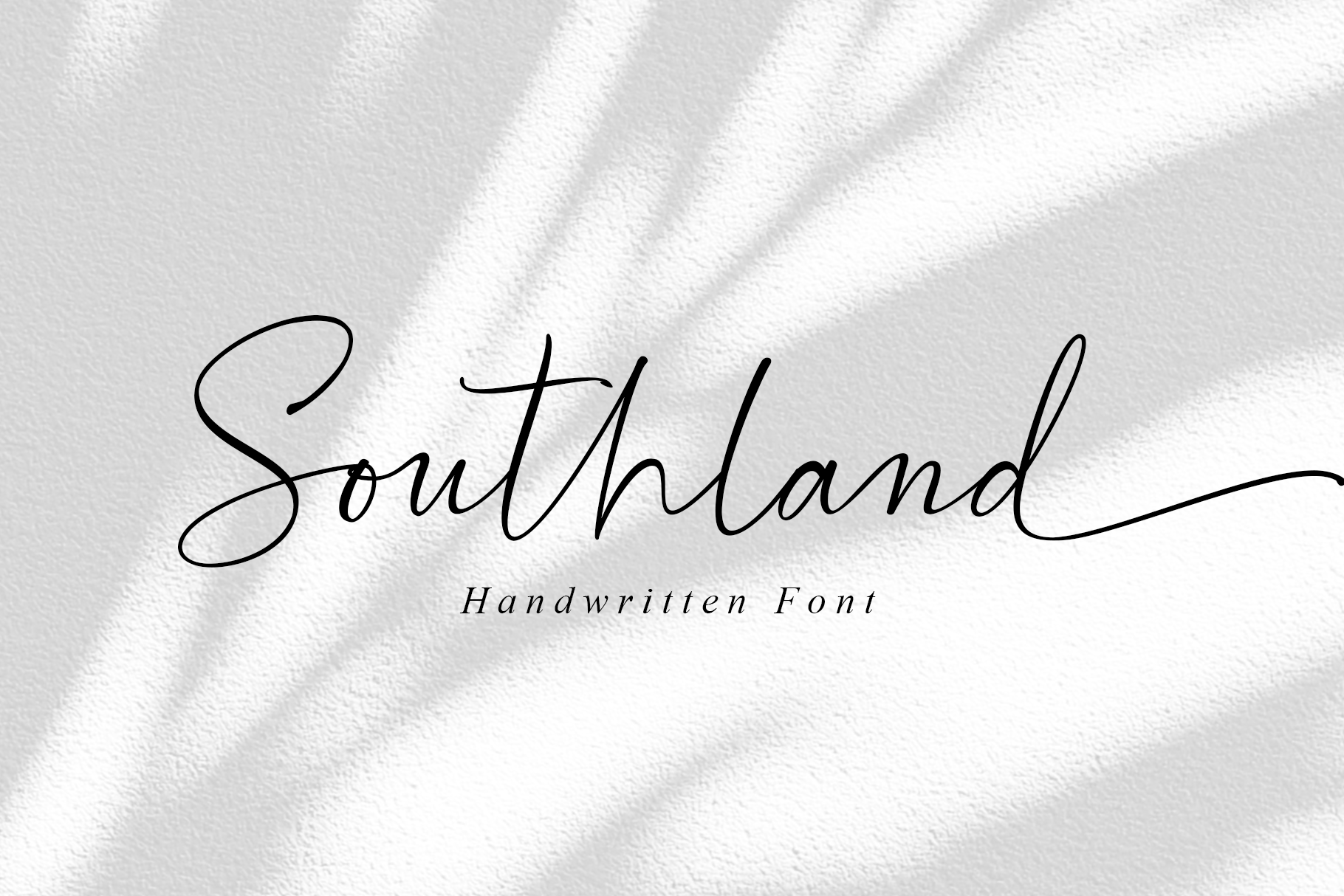 Southland Modern Calligraphy